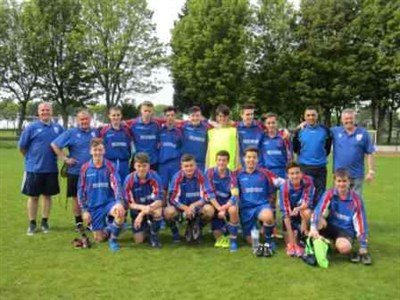 Mitsubishi Electric Colts FC U17 Football Tour To Lille