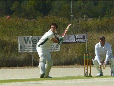 Colwinston Cricket Tour To Majorca