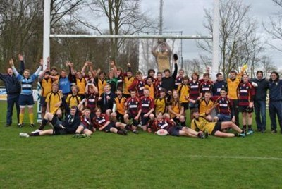 Evesham RFC U16s Rugby Tour To Holland