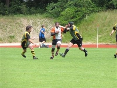 Berlin International 10S Rugby Tournament