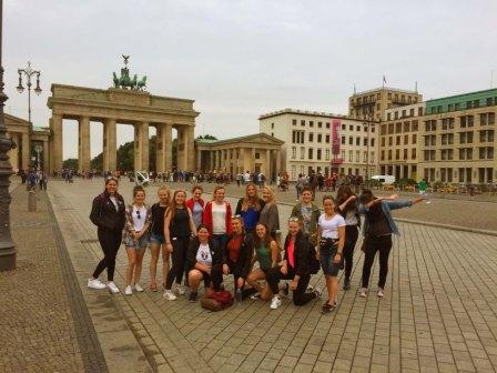 AOC School Hockey Tour To Berlin
