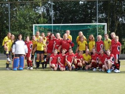 Bristol Cathedral School Hockey Tour To Holland