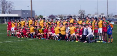 Devizes RFC U17s Rugby Tour To France