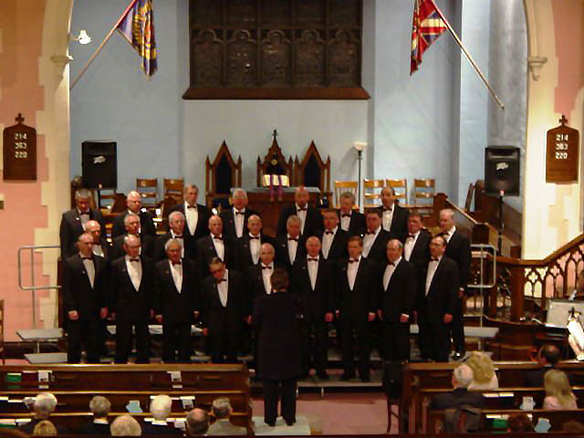 Tonna Male Voice Choir Tour To Canada