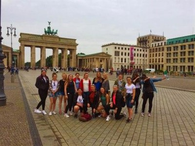 Aoc Hockey Tour To Berlin