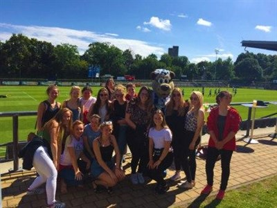 Aoc Womens Hockey Tour To Berlin