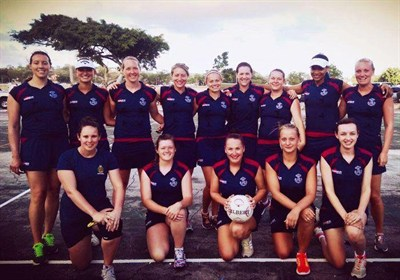 The Royal Engineers Netball Club Netball Tour To Barbados