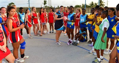 Dubai College NC U15 U16 Netball Tour To Barbados