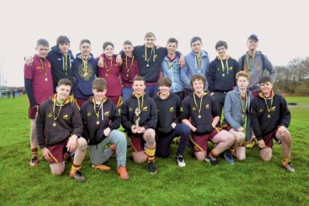 Okehampton RFC U15 Rugby Tour To The Bournemouth Junior Rugby Festival 2016