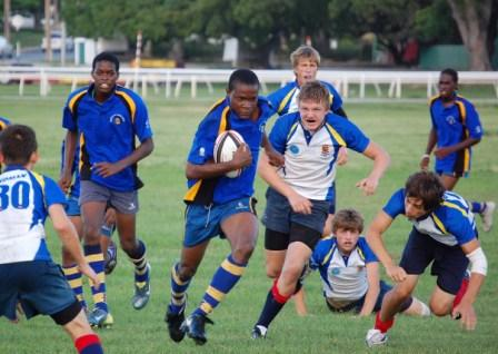 Ryde School Rugby Tour To Barbados