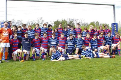 Liverpool Collegiate RFC U15s Tour To Holland 2017