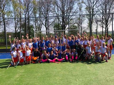 Leeds HC U14s Hockey Tour To Holland 2017