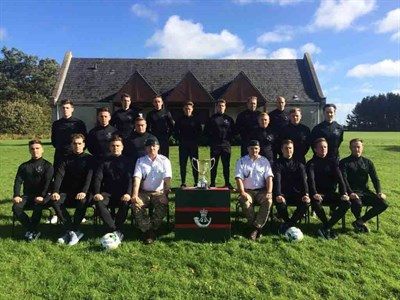 3 Rifles Football Tour To Canada 2016