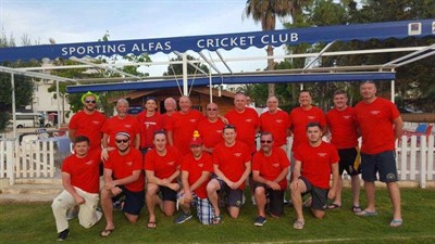 Llangennech CC Cricket Tour To Spain 2017