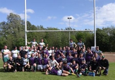 Saffron Walden RFC Rugby Tour To Antwerp