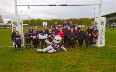 Doncaster Rugby Club Minis