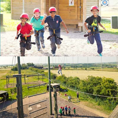 Activities At Dearne Valley During Burleigh Travels Rugby Festivals