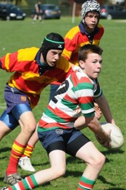 Burleigh Travels Junior Rugby Festival