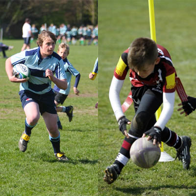 The South Yorkshire Mini And Junior Rugby Challenge