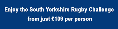 Enjoy The South Yorkshire Rugby Challenge