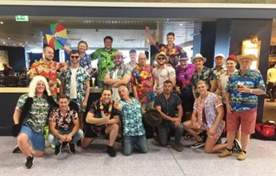 Wetherby RFC Rugby Tour To Benidorm 7S