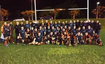 Heriot Watt University Rugby Tour To South Africa 1