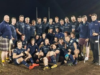 Heriot Watt University Rugby Tour To South Africa 3