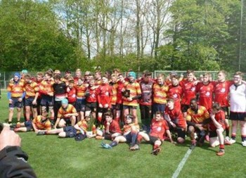 Gent Rugby Festival 2017