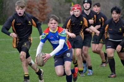 Leamington RFC Rugby Tour To Ireland Game 1