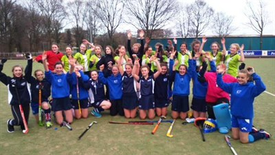 Whitchurch Girls Hockey Tour To Holland