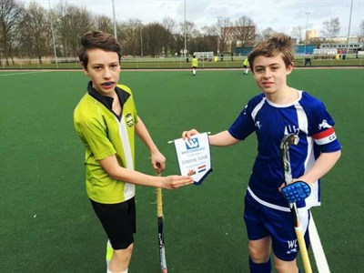 Whitchurch Junior Boys Hockey Tour To Holland