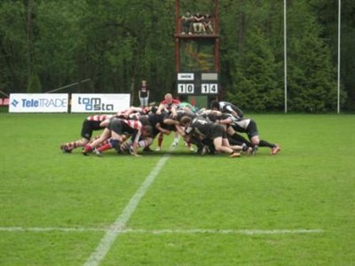 Cleckheaton RFC Rugby Tour To Lithuania Match