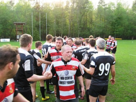 Cleckheaton RFC Rugby Tour To Lithuania