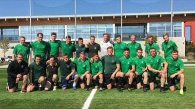 3 Rifles Football Tour To Canada 2nd Game