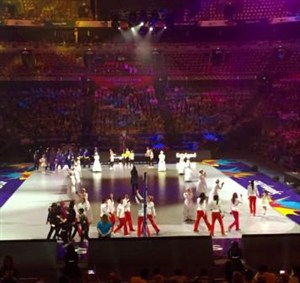 Netball World Cup Opening Ceremony