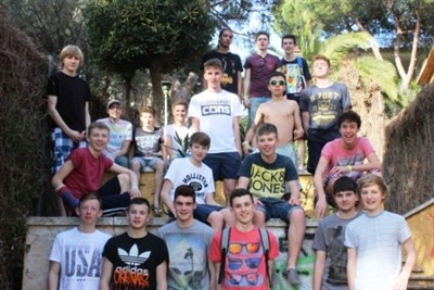 Park House School FC Tour To Spain
