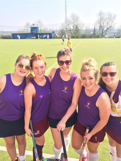 Strathclyde University Hockey Tour To Prague Match 1