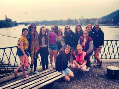 Strathclyde Uni HC Prague Tour