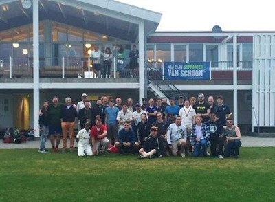 Hull University Cricket Tour To Holland Match Hospitality