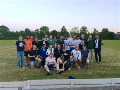Hull University Cricket Tour To Holland 2015