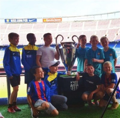 Forest Glade Junior Football Tour To Spain