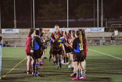 The University Of Edinburgh Ladies Rugby Tour To Spain
