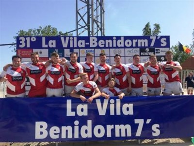 Wetherby RFC Rugby Tour To Benidorm 7S 2017