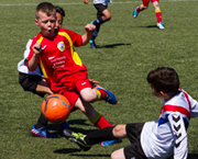 The Catalonia Junior Football Tournament