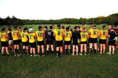 Herriot Watt University Rugby Tour To Canada Post Match