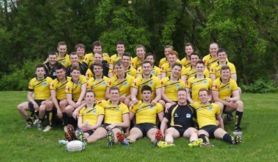Herriot Watt University Rugby Tour To Canada Team