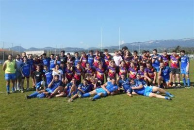 Uckfield RFC Colts Tour To France 1St Match