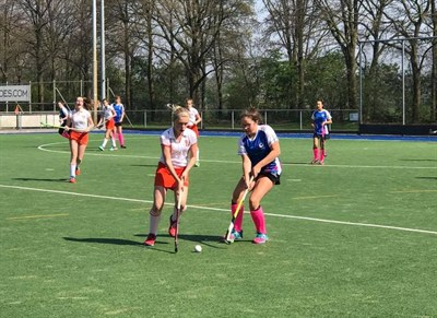 Leeds Girls Hockey Tour To Holland