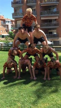 University Of Stirling Hockey Spain Tour