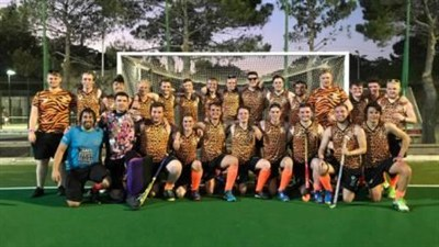 University Of Stirling Hockey Tour To Spain 2017